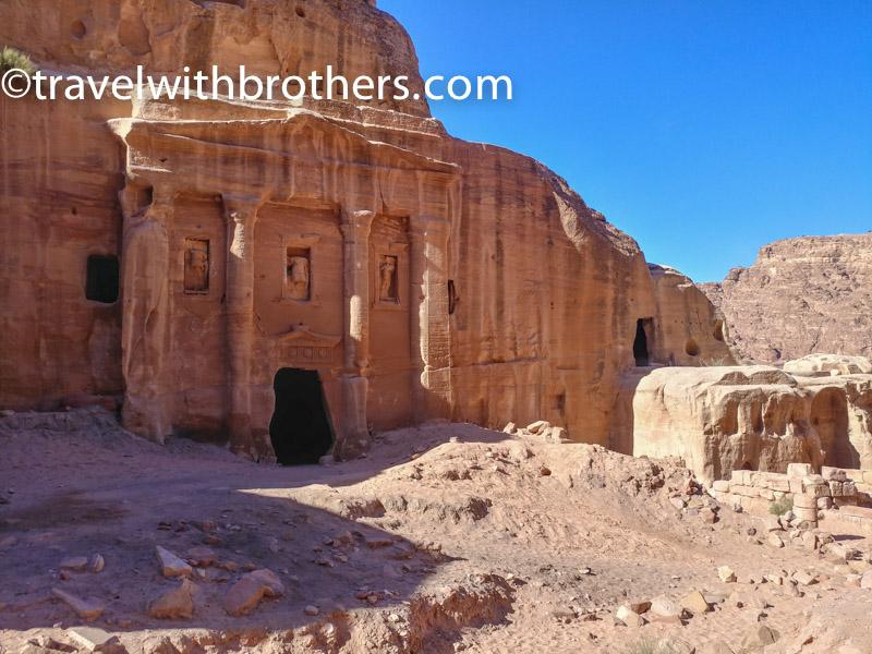 Petra, la tomba del Soldato