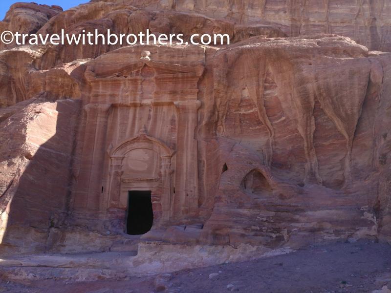 Petra, la Tomba Rinascimentale