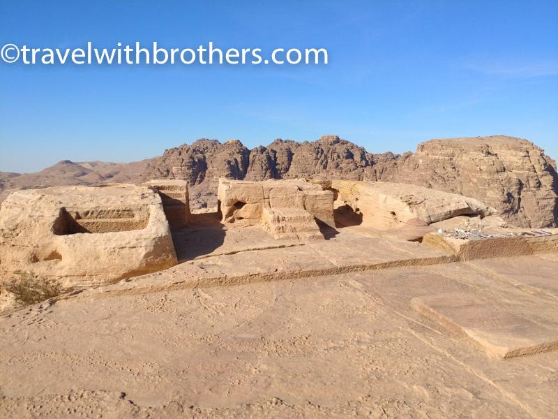 "Petra, the ""High Place of Sacrifice"""