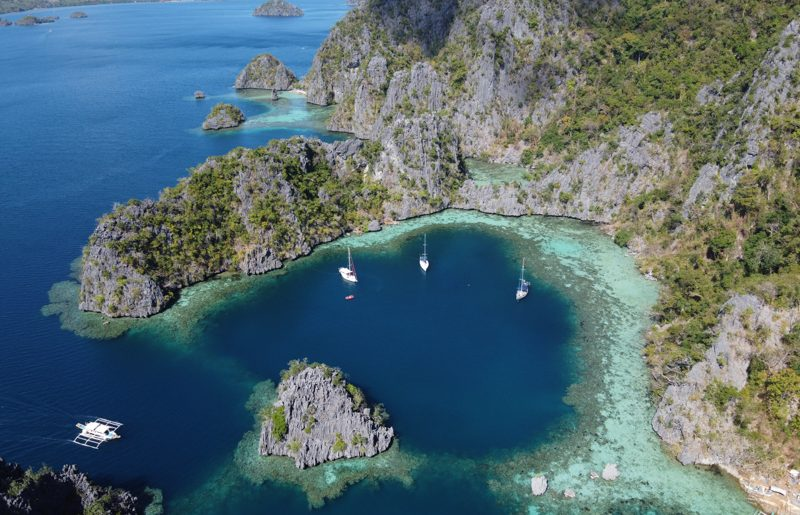 Philippines, how to plan a trip to Palawan