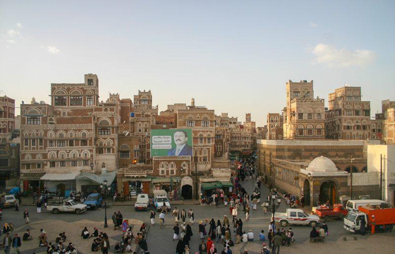 Yemen, ricordi dalla splendida città vecchia di Sana'a