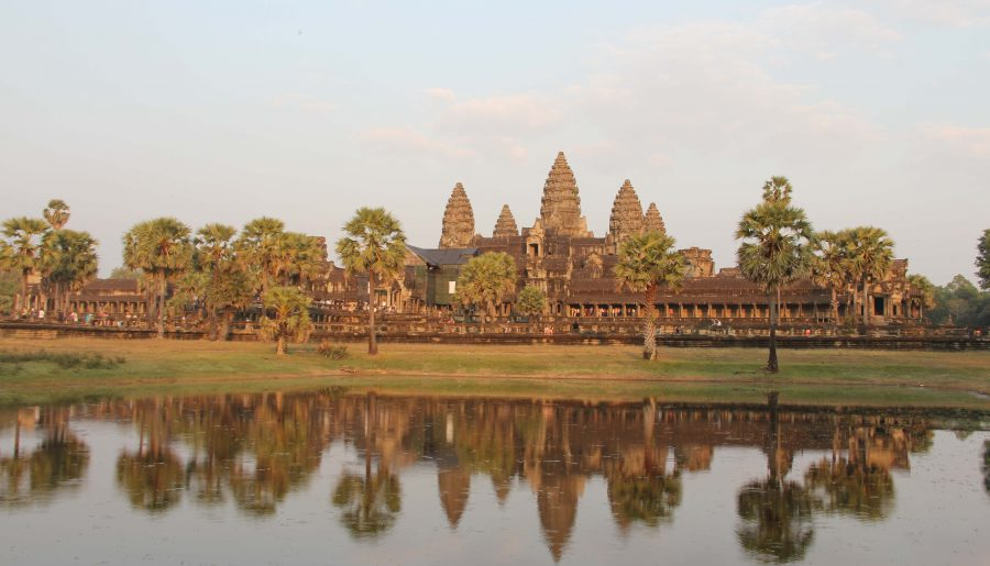 Cambodia, guide to visiting Angkor Archaeological Site