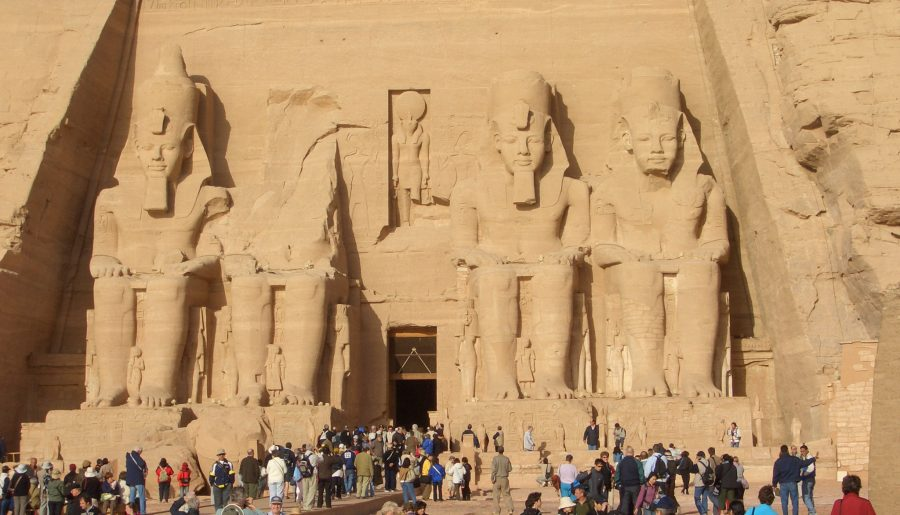 Egypt, guide to visit Abu Simbel temple
