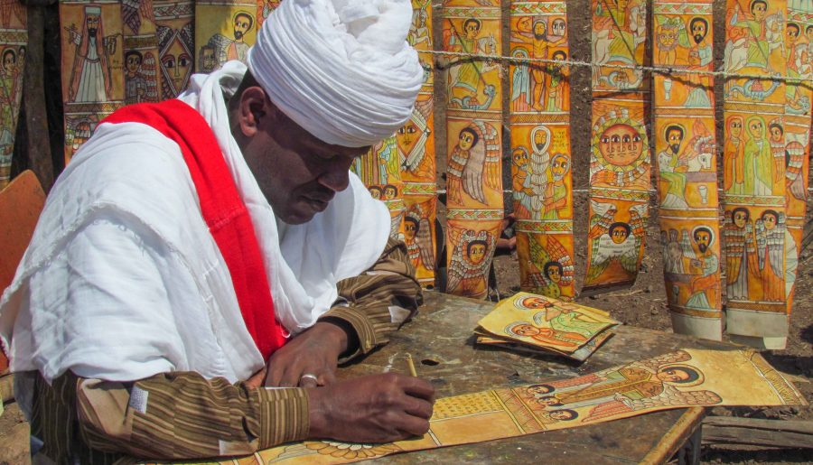 Ethiopia, the historical circuit travel guide