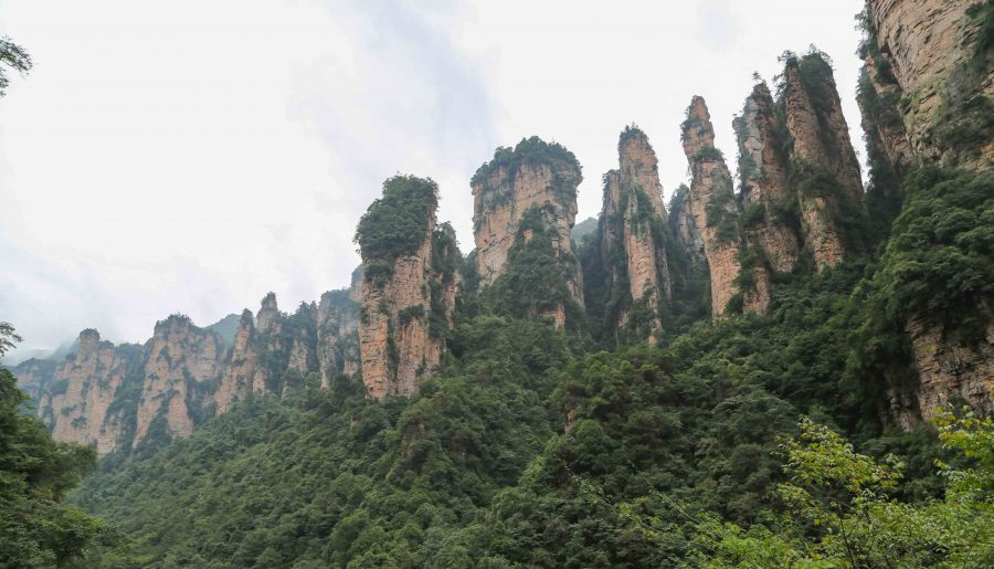 Cina, alla scoperta di Zhangjiajie e dell'Area Scenica di Wulingyuan