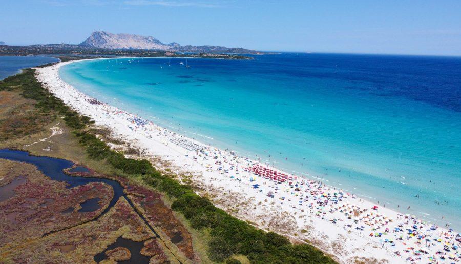 Italia, Sardegna: le meravigliose spiagge di San Teodoro