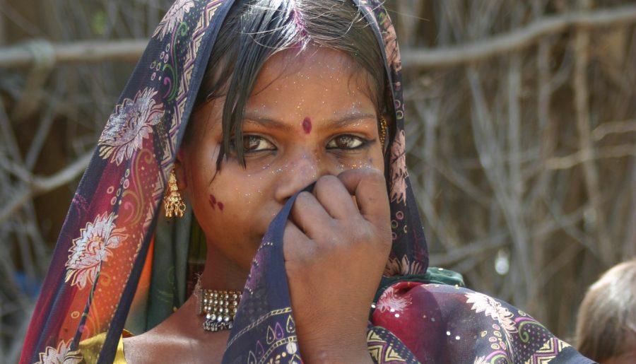 India, the folkloric festivals of Gujarat
