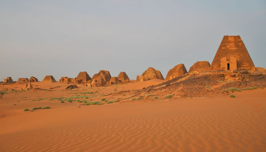 Africa, how to plan a trip to Sudan